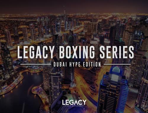 LEGACY Boxing Series Dubai