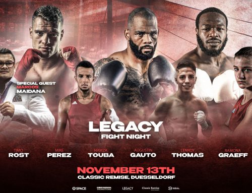 Legacy Fight Night – Classic Remise,  Duesseldorf